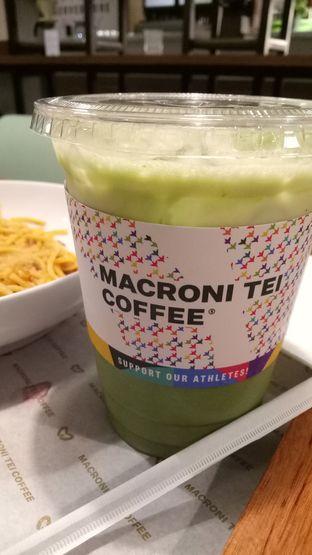 Foto 3 - Makanan(matcha latte) di Macroni Tei Coffee oleh maysfood journal.blogspot.com Maygreen