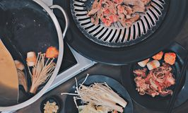 Douzo Shabu Kou & BBQ