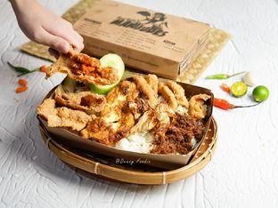 Foto review Nasi Kulit Mak Judes oleh deasy foodie 1
