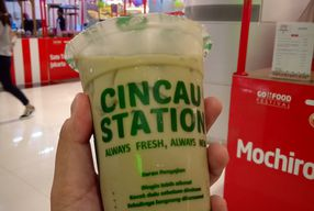 Foto Cincau Station
