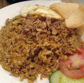 Foto Nasi goreng ayam di Kafe Betawi