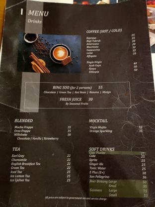 Foto 6 - Menu(Menu minuman) di Prego oleh Evan Hartanto