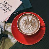 Foto Piscok latte di Fe Cafe