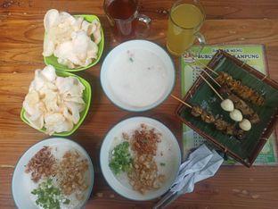 Foto 1 - Makanan di Bubur Ayam Kampung Nyemplung oleh Abizar Ahmad