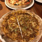 Foto Bolognaise pizza di Popolamama