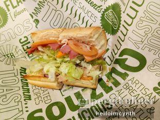 Foto 4 - Makanan di Quiznos oleh cynthia lim