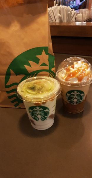 Foto review Starbucks Coffee oleh Kezia Tiffany 1