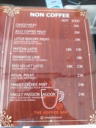 Foto review The Koffee Bar oleh Jonathan Kristian 3