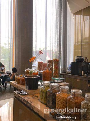 Foto review The Lobby Lounge - Sheraton Grand Jakarta Gandaria City Hotel oleh Rachel Intan Tobing 5