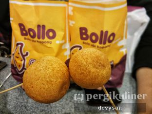 Foto 2 - Makanan di Bollo Bola Ubi Kopong oleh Slimybelly