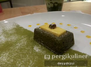 Foto 1 - Makanan di Nokcha Cafe oleh Desy Mustika
