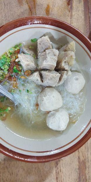 Foto 2 - Makanan di Bakso Gajah Mungkur Mas Bejo Wonogiri oleh Devi Renat