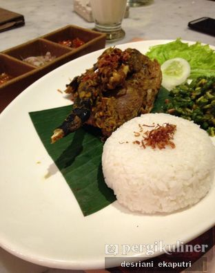 Foto 2 - Makanan di Bebek Tepi Sawah oleh Desriani Ekaputri (@rian_ry)
