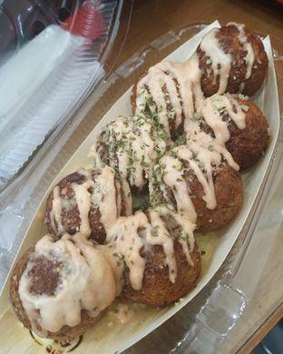 Foto - Makanan di Gindaco oleh @eatfoodtravel