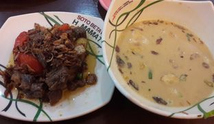 Foto 2 - Makanan di Soto Betawi H. Mamat oleh Peggy Lisdiana