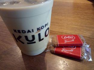 Foto 2 - Makanan di Kedai Kopi Kulo oleh Clangelita