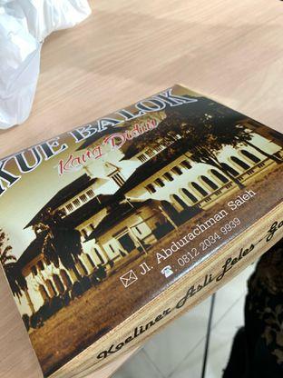 Foto 2 - Makanan di Kue Balok Kang Didin oleh hokahemattiga