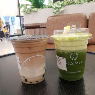 Foto review Kamu Tea oleh Yashinta  2