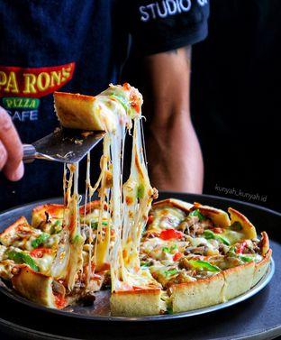 Foto 1 - Makanan di Papa Ron's Pizza oleh kunyah - kunyah