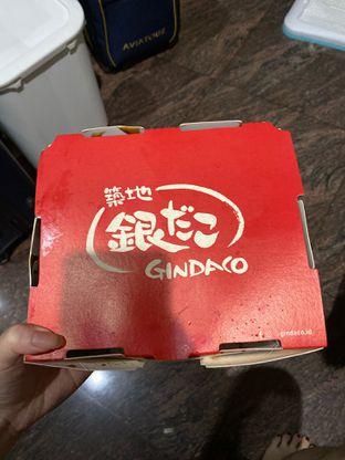 Foto 1 - Makanan di Gindaco oleh Maria Marcella