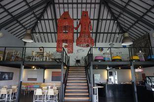 Foto 27 - Interior di Lawang Wangi Creative Space Cafe oleh yudistira ishak abrar