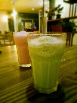Foto 5 - Makanan(Greentea Frozen) di Warung Pasta oleh Ratu Aghnia