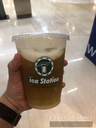 Foto Makanan di Tea Station
