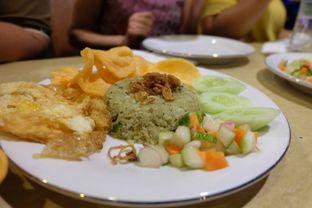 Foto 4 - Makanan(Nasi Goreng Sambal Ijo) di Salero Jumbo oleh Yuli || IG: @franzeskayuli