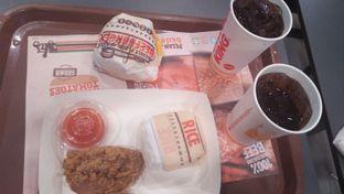 Foto 1 - Makanan di Burger King oleh Review Dika & Opik (@go2dika)