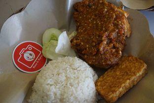 Foto 1 - Makanan di Ayam Gepuk Pak Gembus oleh yudistira ishak abrar