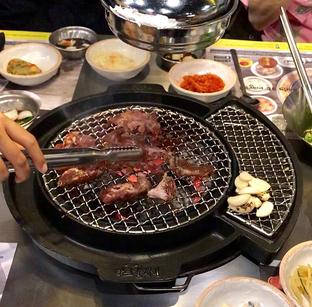 Foto 2 - Makanan di Magal Korean BBQ oleh Mitha Komala