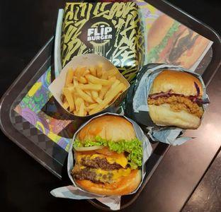 Foto 1 - Makanan di Flip Burger oleh Andi Nas