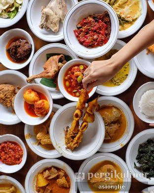 Foto 1 - Makanan di RM Indah Jaya Minang oleh Asiong Lie @makanajadah