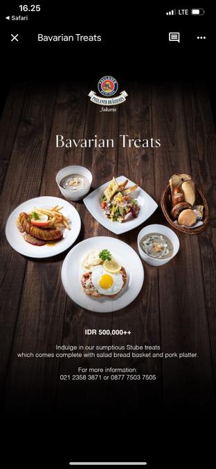 Foto 1 - Makanan di Paulaner Brauhaus oleh Riani Rin