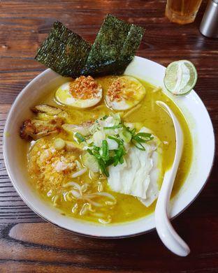Foto 5 - Makanan di Yoisho Ramen oleh Gembuli Tan
