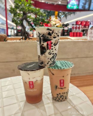 Foto review Gong cha oleh yumlings .id 1