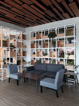 Foto 4 - Interior di Asagao Coffee House oleh Mouthgasm.jkt