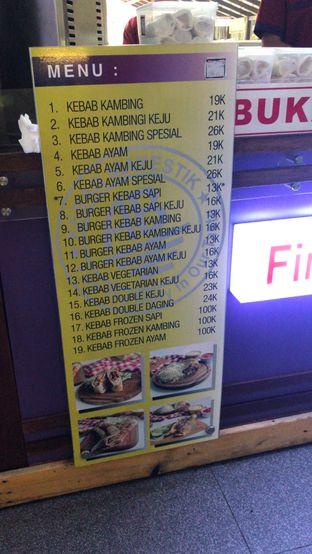 Foto 2 - Menu di Kebab AB Mayestik oleh FebTasty  (Feb & Mora)