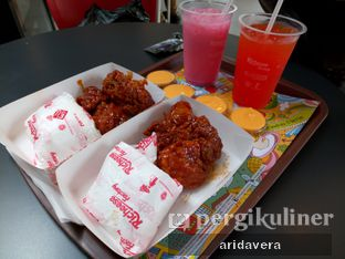 Foto review Richeese Factory oleh Vera Arida 1