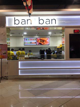 Foto review Ban Ban oleh Riris Hilda 8