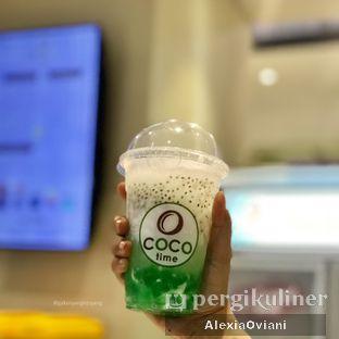 Foto 1 - Makanan(Coco Pandan) di Coco Time oleh @gakenyangkenyang - AlexiaOviani