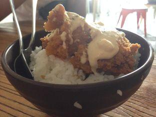 Foto 4 - Makanan(Dory Ndog Asin) di Art Date Cafe oleh Brevian Dwinanto