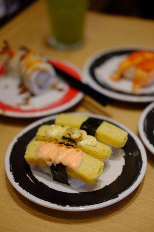 Foto 1 - Makanan di Genki Sushi oleh Cindy Y