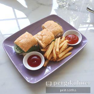 Foto 3 - Makanan(Own Sandwiches) di Aps3 Social Hub - Kampi Hotel oleh Prita Hayuning Dias