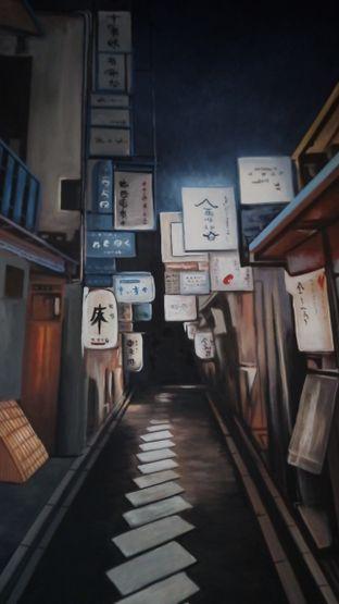 Foto 8 - Interior di Anzen Japanese Hangout oleh Chris Chan