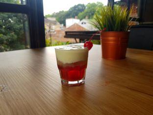 Foto - Makanan(Cheese Tea Original (S)) di Seven Grams Coffee & Eatery oleh Fika Sutanto