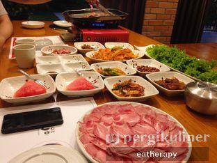Foto 3 - Makanan di Wonjo Korean Barbeque Family Restaurant oleh meg mao