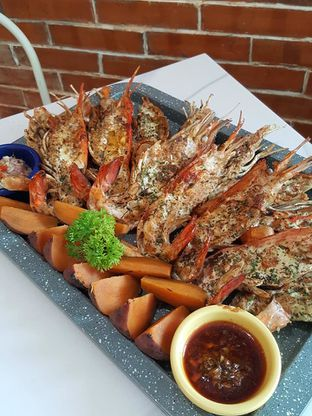 Foto 3 - Makanan di LOVEster Shack oleh Stallone Tjia (Instagram: @Stallonation)