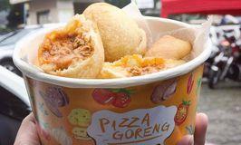 Pizza Goreng Indosaji