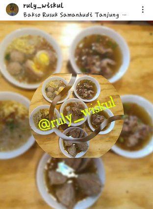 Foto 3 - Makanan di Bakso Rusuk Samanhudi oleh Lady Ruly